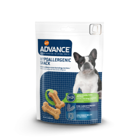 Advance Hypoallergenic Snack galletas para perros