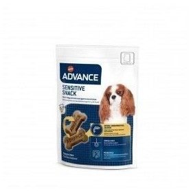 Advance Sensitive Snack galletas para perros