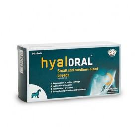 Hyaloral Razas Pequeñas y medianas 90 comp.