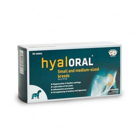 Hyaloral Razas Pequeñas y medianas 270 comp.
