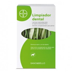 Limpiador dental Bayer 140 g