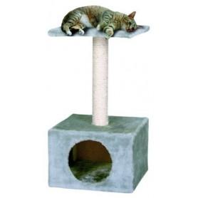 Rascador Amethyst para Gatos plataforma y gatera