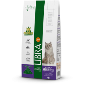Libra Cat Sterilized 1,5Kg