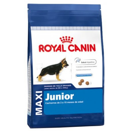 pienso para perros royal canin maxi junior 15 kg. Black Bedroom Furniture Sets. Home Design Ideas