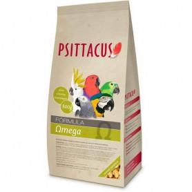 Psittacus - Fórmula omega plumaje 800 gr.