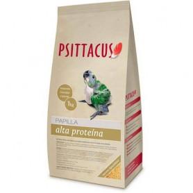 Psittacus Papilla Alta Proteína - 1 KG