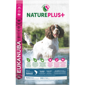 Eukanuba Nature Plus Adulto Salmon 14KG