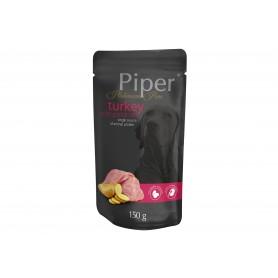 Piper comida húmeda de Pavo Pure (Monoprotéico) 150 gr