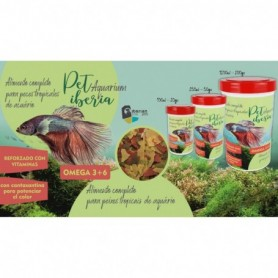 Agua tropical Petiberia 250 ml 50 grs