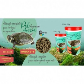 Sticks tortugas Petiberia 250 ml 75 grs