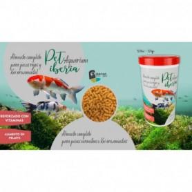 Pondfood pellet Petiberia 1200ml 120 grs