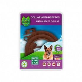 Collar anti insectos para perros con margosa 48ud