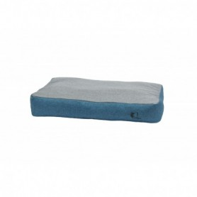 COLCHON MY PET MEDIUM AZUL/GRIS 75x52x15cm