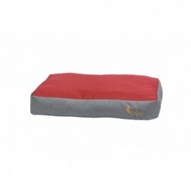 COLCHON MY PET LARGE ROJO/GRIS 100x69x15cm