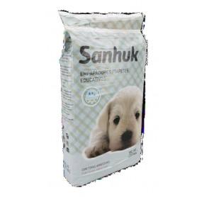 Empapadores super absorbentes Sanhuk 60x60cm 15uds/blister
