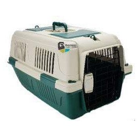Transportin mediano para perros y gatos Gin Nº3 (63X41X40cm)
