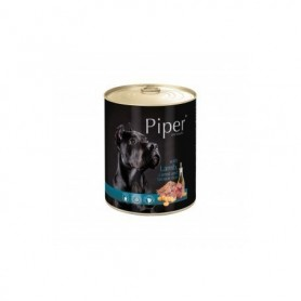 PIPER - Cordero, zanahoria y arroz integral 800gr
