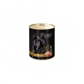 PIPER - Pollo y arroz integral 800gr