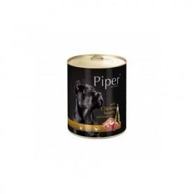 PIPER - Pollo y arroz integral 800gr