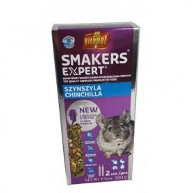 Expert Smakers® - Barritas para Chinchillas 2uds, 100g