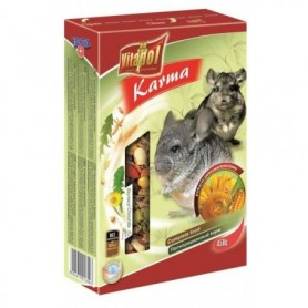 Karma - Alimento Completo para Chinchillas 1kg
