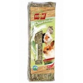Vita Herbal - Heno con Manzanilla para Conejos y Roedores 500g