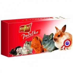 Caja de transporte para animales pequeños
