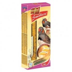 Smakers® - Barritas de Huevo para Pájaros Exóticos, 2uds, 50g