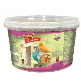 Karma - Alimento Completo para PeriquitosCubeta 2,4kg