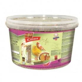 Karma - Alimento Completo para Canarios Cubeta 2,4kg