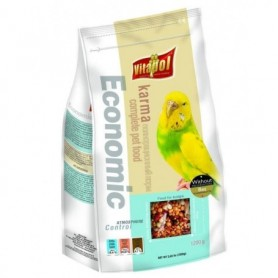 Economic - Alimento Completo para Periquitos 1,2kg