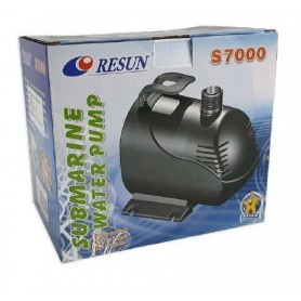 "Bomba Sumergible ""Resun"" 7000L/H Eleva hasta 450cm (S-7000)"