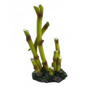Decoración (Resun) para Terrarios (Bamboo) 11X8X21cm (RES1158)