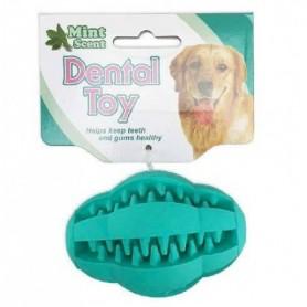 Dental Toy - Modedor de goma resistente con aroma a menta (M)