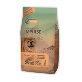 The Natural Impulse Dog Salmon 12 kg