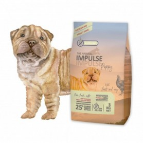 The Natural Impulse Dog Puppy Chicken 3 kg