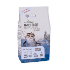 The Natural Impulse Cat Adult 2 kg