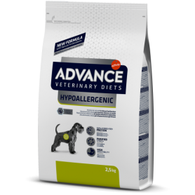 Advance Veterinary Hypoallergenic 2,5 KG
