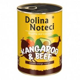 Lata Dolina - Canguro 40% & Buey 40% - 400g