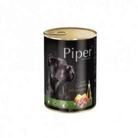 PIPER - Carne de caza y calabaza 400gr