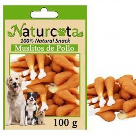 Muslitos de Pollo 100gr - Naturcota